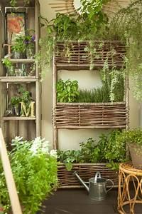 Jardinière Balcon Leroy Merlin : jardini re pot de fleurs pour terrasse ou balcon tr s d co terrasse balcony garden balcony ~ Melissatoandfro.com Idées de Décoration