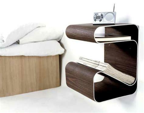 chambre à coucher complète le chevet suspendu et le chevet flottant designs