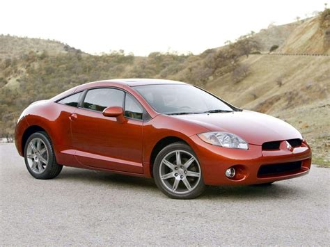 Mitsubishi Eclipse Gt V6 by Mitsubishi Eclipse Gt V6 Picture 01 Of 35 Front Angle