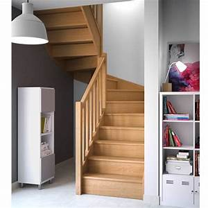 Escalier 3 4 Tournant : les 25 meilleures id es de la cat gorie escalier quart ~ Dailycaller-alerts.com Idées de Décoration
