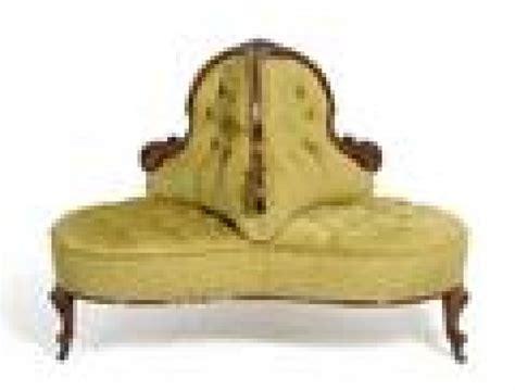 Conversation Settee by Antique Walnut Ref No 05384 Regent Antiques