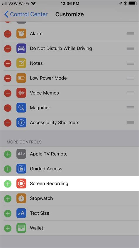 screen record on iphone how to record your iphone s screen with audio in ios 11