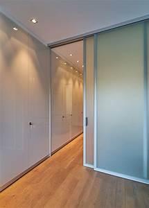 Plan Porte Coulissante : portes coulissantes en verre sur mesure anyway doors ~ Melissatoandfro.com Idées de Décoration