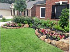 Landscape simple front yard landscaping ideas Landscaping