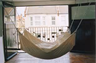 Hammock Swing With Stand by Cool Indoor Hammock Le Beanock Digsdigs