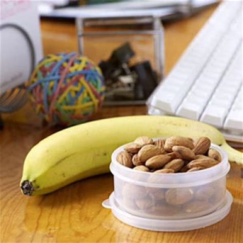 Healthy Office Snacks To by Healthy Office Snacks Cooking Light