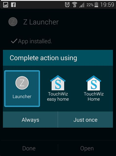 how to install nokia z launcher on android devices using