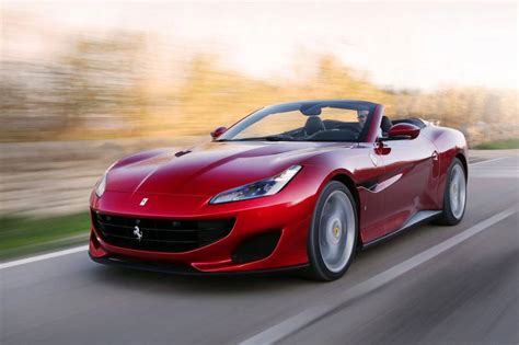first ferrari price 2018 ferrari portofino first drive review price specs