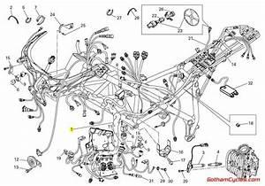 ducati main wiring harness for dtc traction control 1198 With ducati multistrada wiring diagram ducati circuit diagrams