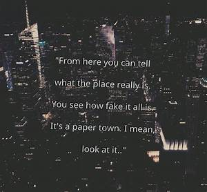 """,It',s a paper town"", - image #2861267 by marine21 on ..."
