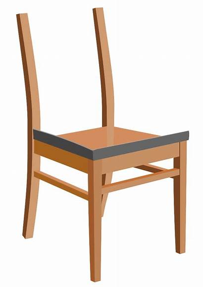Chair Clipart Clip Wooden Arts Powerpoint