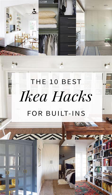 built  ikea hacks    jaw drop