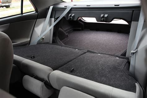 toyota corolla   lineup fuel economy interior