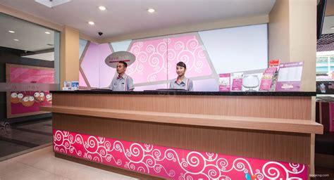 rekomendasi hotel dekat mall  indonesia