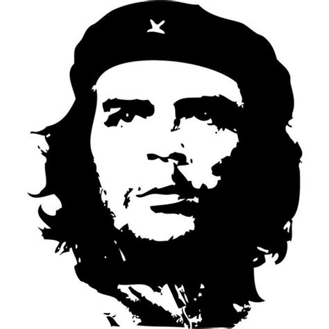 che guevara wall stickers icon wall art