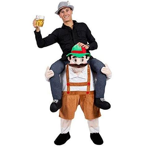 German Beer Guy Carry Me Costume   Shut Up And Take My Money