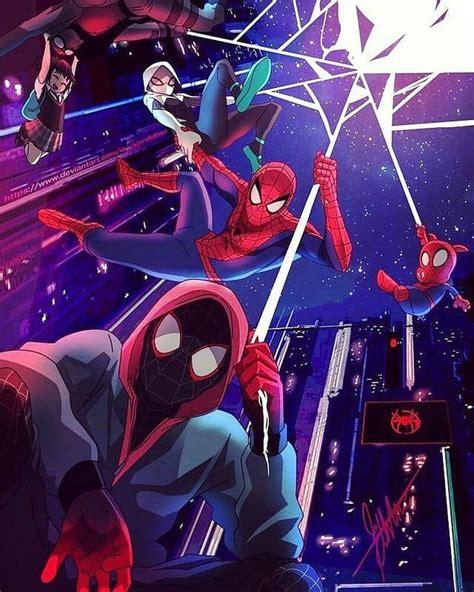 spiderman   spiderverse komix