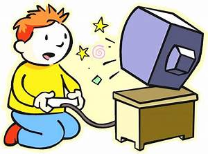 Video Game clipart play game - Pencil and in color video ...