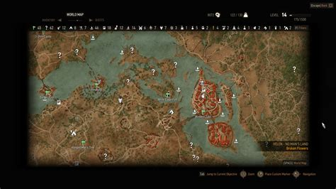 Fast Travel Using Boats Witcher 3 by The Witcher 3 Where To Find The Griffin School Gear