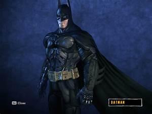 BATMAN: ARKHAM ASYLUM - Fan Modified Suits — GeekTyrant