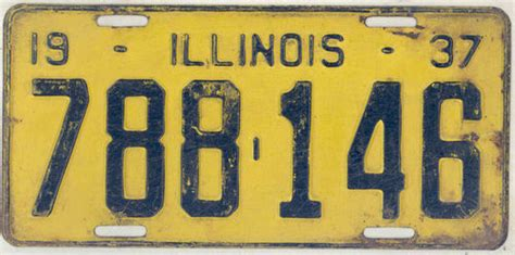 State Trooper Plates