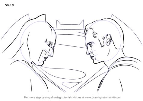 learn   draw batman  superman batman  superman