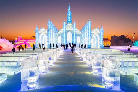 Harbin And Snow Festival Picture by Photos Of The 2019 Harbin And Snow