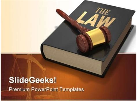 law justice powerpoint templates  powerpoint
