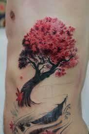 Tatouage Arbre Japonais : resultado de imagen para significado del tatuaje arbol de ~ Melissatoandfro.com Idées de Décoration