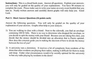 Solved  Instructions  This Is A Closed Book Exam  Answer A