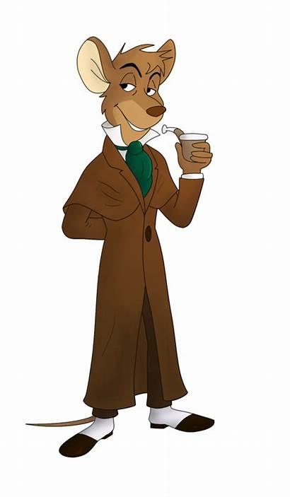 Basil Baker Street Detective Mouse Cat Deviantart