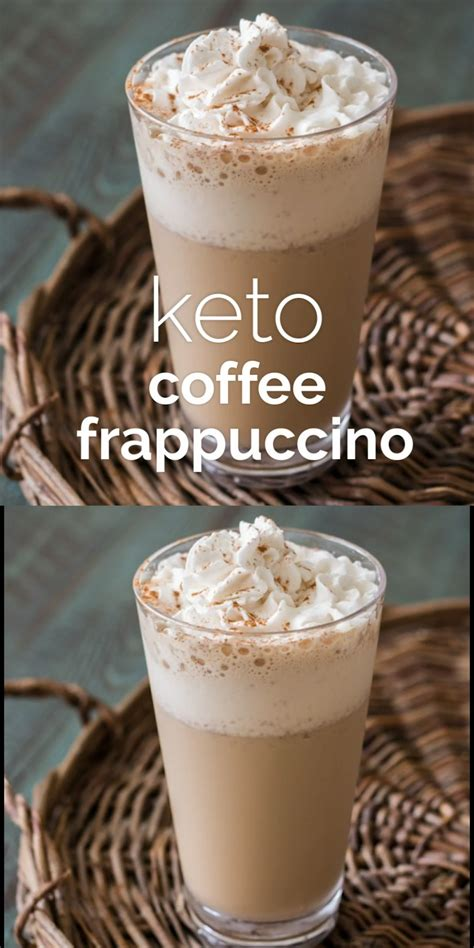 It lists the ingredients as milk, ice, brewed espresso. How To Do a Keto Diet An Expert's Guide | Keto coffee recipe, Coffee frappuccino, Coffee recipes