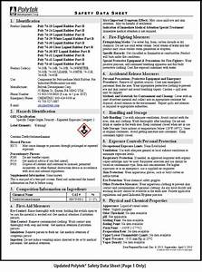 search results for safety data sheets 2015 template With osha sds template