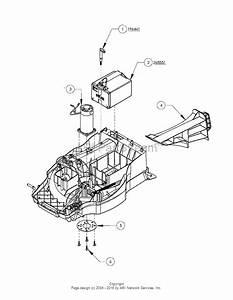 Dr Power Em6 4  Battery Powered Lawn Mower Parts Diagram