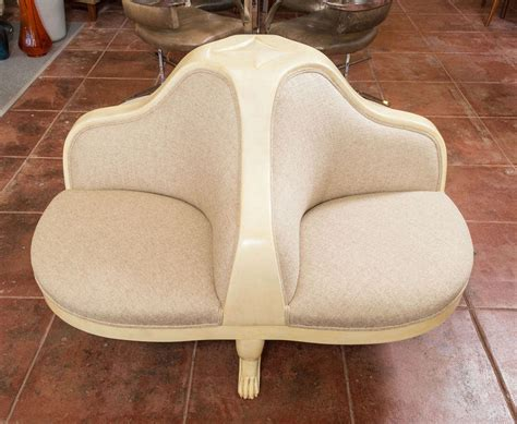 borne settee for sale stylish 1930 s borne settee at 1stdibs