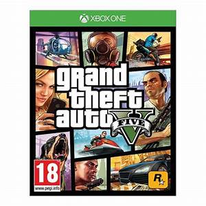 Grand Theft Auto V Dated For Xbox One This Is Xbox