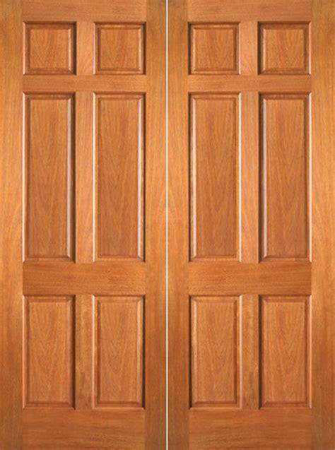 6 Panel Wood Interior Doors by P 660 Interior Wood Mahogany 6 Panel Door