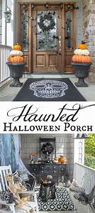 Scary, Halloween, Decorations, For, Your, Haunted, Front, Porch
