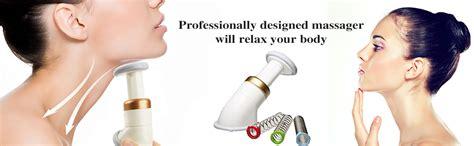 Amazon.com: Neckline Slimmer & Toning Massager System