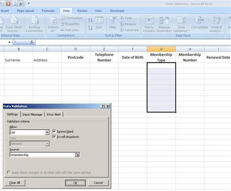 how to create a drop down menu in excel va pro magazine