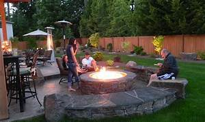 How, To, Elevate, Your, Backyard, With, An, Outdoor, Fire, Pit