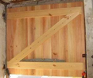 fabriquer une porte en bois exterieure With comment faire une porte en bois pour exterieur