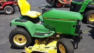 John Deere 425 - Lawn  U0026 Garden Tractors