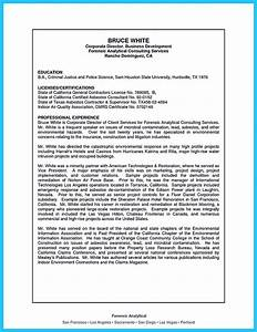 Professional Resume Cover Letter Template Best Criminal Justice Resume Collection From Professionals