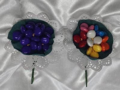 mazzolino di fiori di co composizioni di fiori di confetti di sulmona negozio il