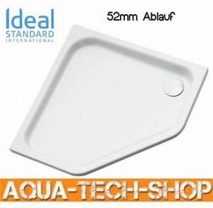 Ideal Standard Duschwanne : ideal standard 5 eck duschwanne 90x90x11 5cm wei ablaufloch 52mm acryl ebay ~ Orissabook.com Haus und Dekorationen
