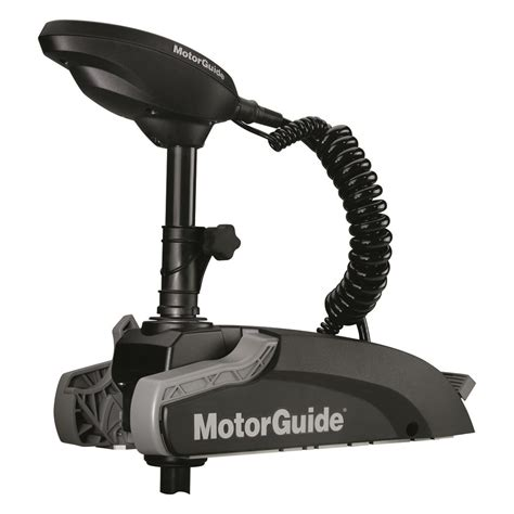 Motorguide Bow Mount Trolling Motor With Sonar