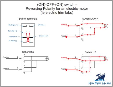 Wiring Diagram For 2 Pole Rocker Switch by Toggle Switch Wiring Diagram Hydraulic Wiring Diagram