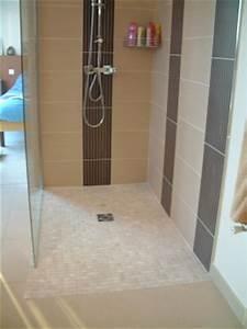 salle de bains avec douche italienne douche italienne With salle de bains douche italienne