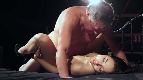 Angelic Teen Nailed Missionary Style By Horny 70 Years Old Man Video
